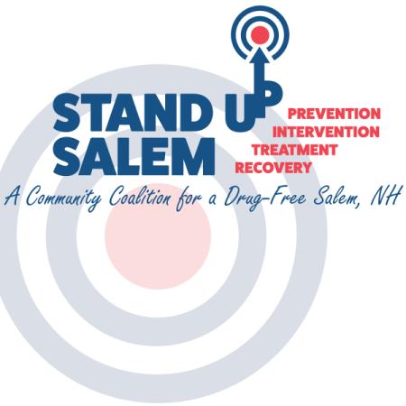 Stand-up Salem logo