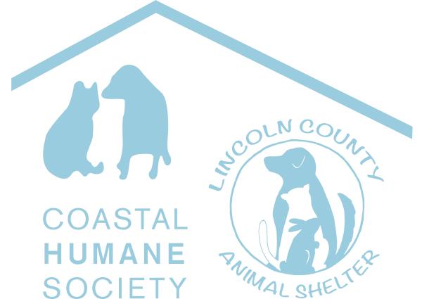 Coastal Humane Society & Lincoln County Animal Shelter logo