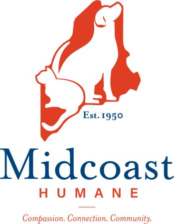Midcoast Humane logo