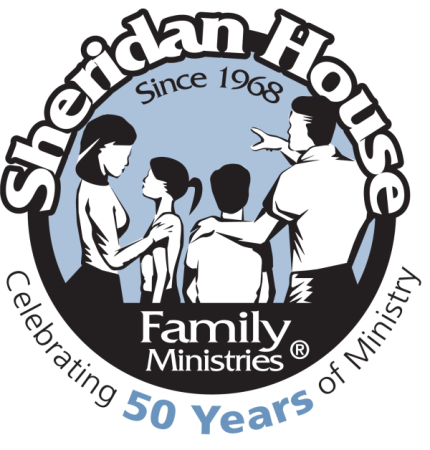 Sheridan House Family Ministries logo
