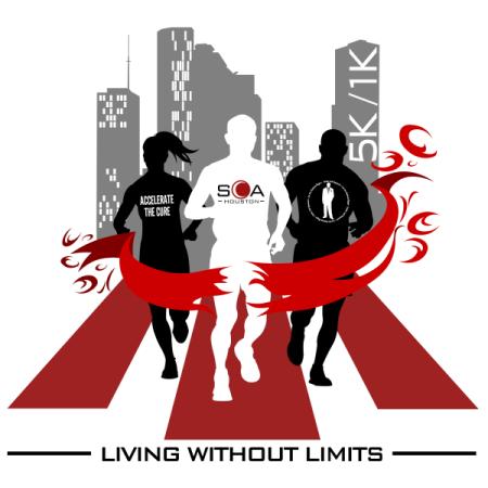 Sickle Cell Houston Walk 5K/1K logo