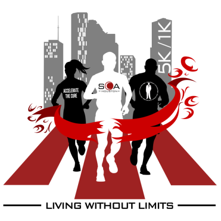 Sickle Cell Houston Walk 5K/1K logo
