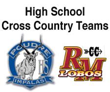 High School Cross Country Teams-Spring Equinox logo