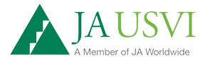 Junior Achievement USVI logo