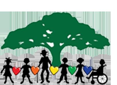 Lutheran Social Services of the VI logo