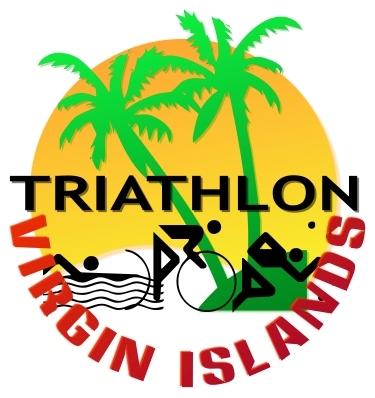 Virgin Islands Triathlon Federation logo