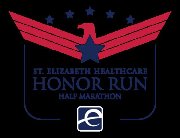 Honor Run Half Marathon logo