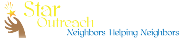Star Community Outreach and Food Bank logo