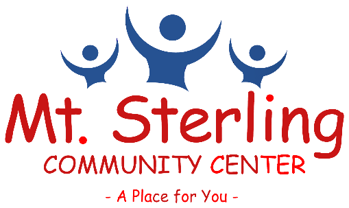 Mt. Sterling Community Center logo