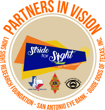 2019 Stride For Sight 5K RunWalk  logo
