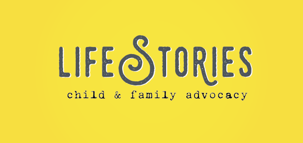 Life Stories Child & Family Advocacy logo