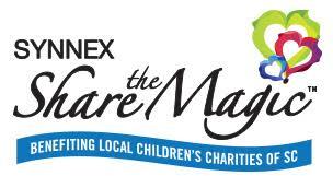 2019 Synnex Share the Magic logo