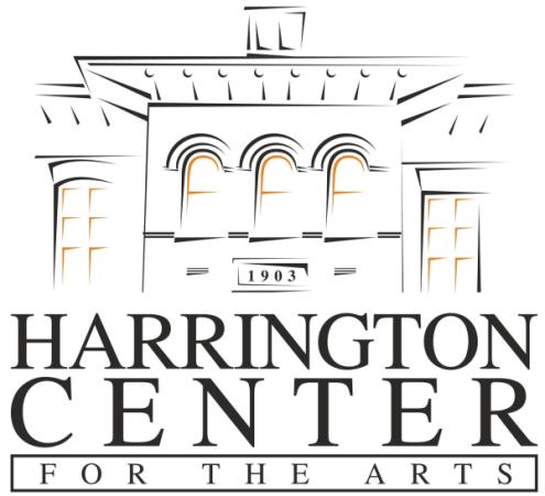 Harrison Center for the Arts logo