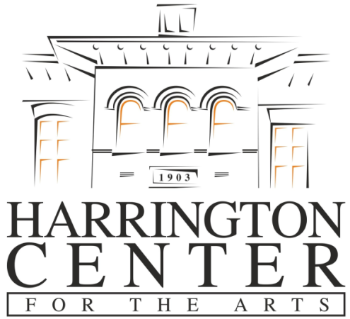 Harrison Center for the Arts logo