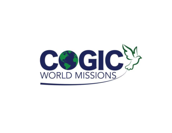 COGIC World Missions Mid- America Region logo