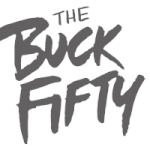 The Buck Fifty, Inc. logo