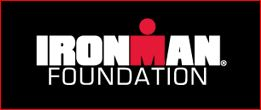 The IRONMAN Foundation logo