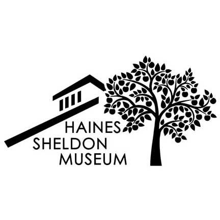 Haines Sheldon Museum logo