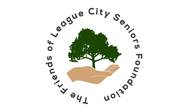 Friends of League City Seniors Foundation logo