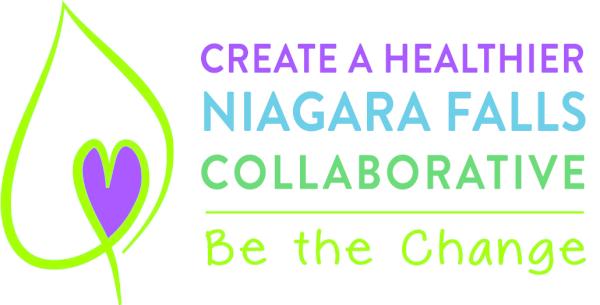 Create a Healthier Niagara Falls logo