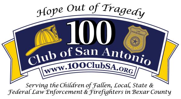 100 Club of San Antonio logo