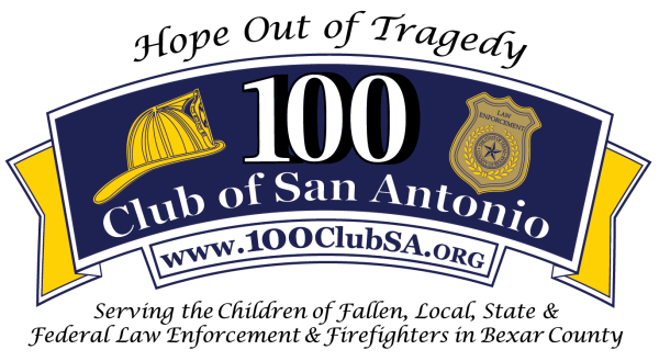100 Club of San Antonio logo