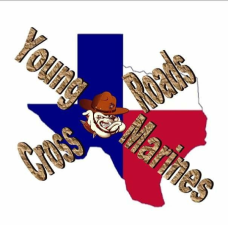 Cross Roads Young Marines logo