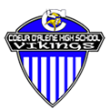 Coeur d Alene High School Cross Country logo