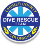 Larimer County Dive Rescue Team logo