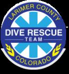 Larimer County Dive Rescue Team logo