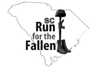SC Run For The Fallen  logo