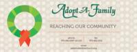 Adopt A Family logo