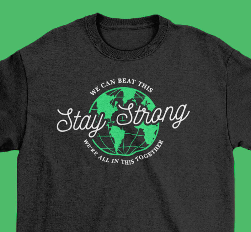 Stay Strong Together Virtual 5K