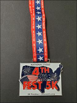 4th Fest Medal