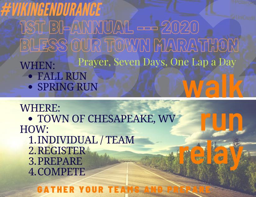 Viking Endurance - Bless My Town Marathon