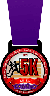 Run DST Medal