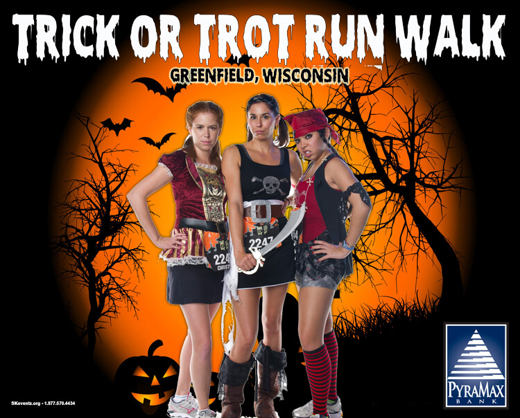 Greenfield Trick or trot