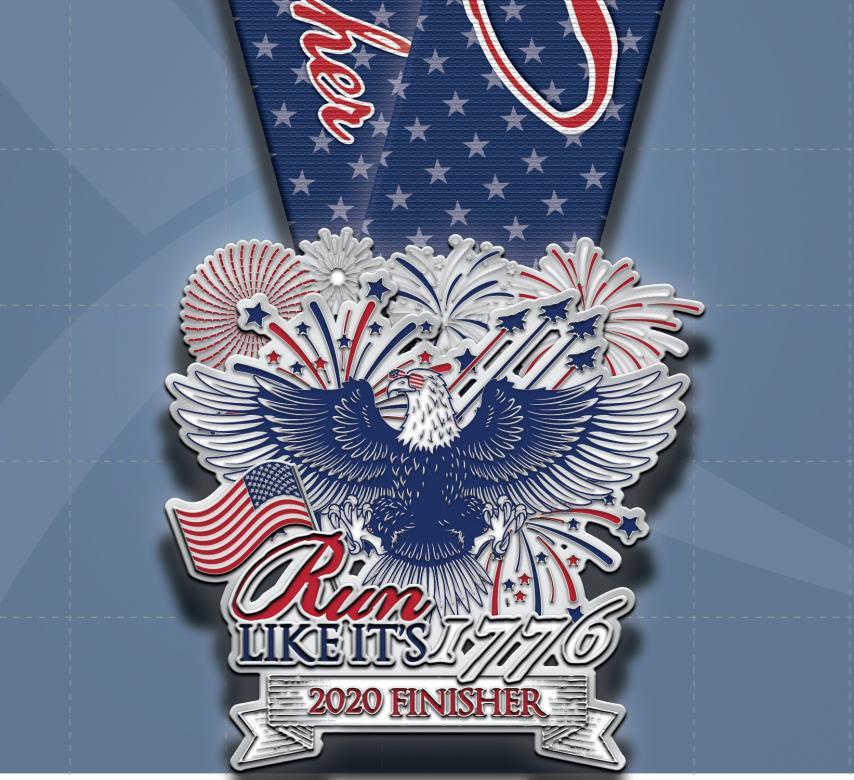 1776 Medal