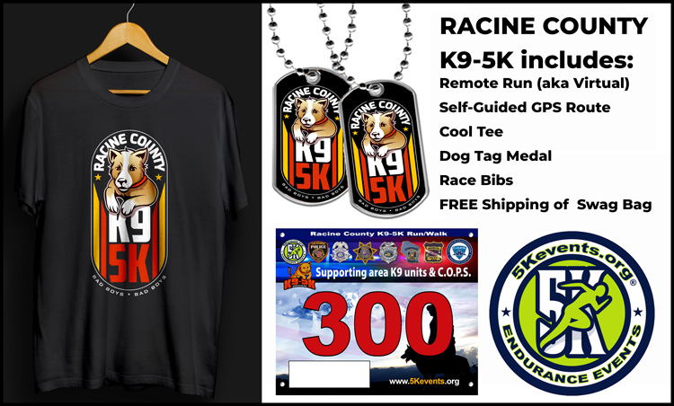 Racine County K9-5K