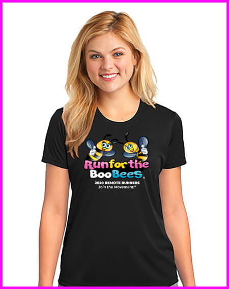 Breast Cancer performance  T-Shirt