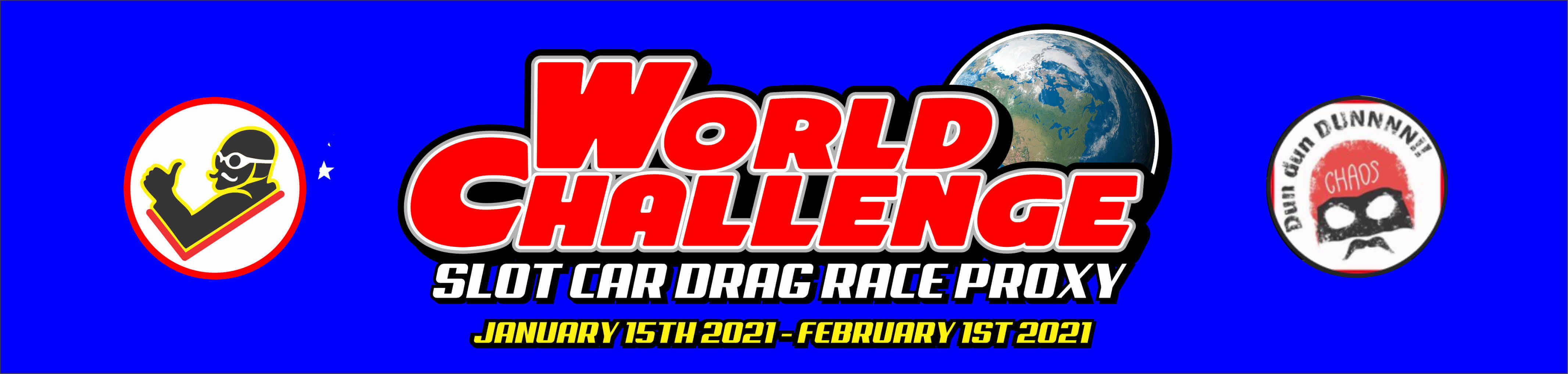Slot Car Drag Race Proxy World Challenge