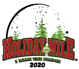 Virtual Holiday Mile - Holiday Streak