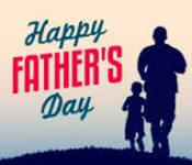 Fathers Day 10k race and 5k fun run  registration logo