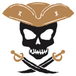 Pirates Treasure Run registration logo
