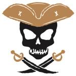 Pirates Treasure Run registration logo