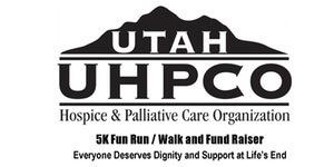 Become a Hospice Super Hero 5K registration logo
