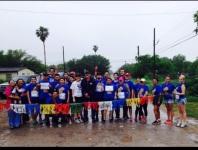 1 Mile Run in Memory of Justin M Flores registration logo