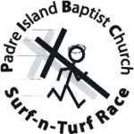 12th Annual Surf-N-Turf Race registration logo