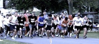 11th Annual Morton Firecracker Run registration logo