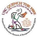 11th Annual Quench The Fire, Run, Walk & Roll 5/10K registration logo